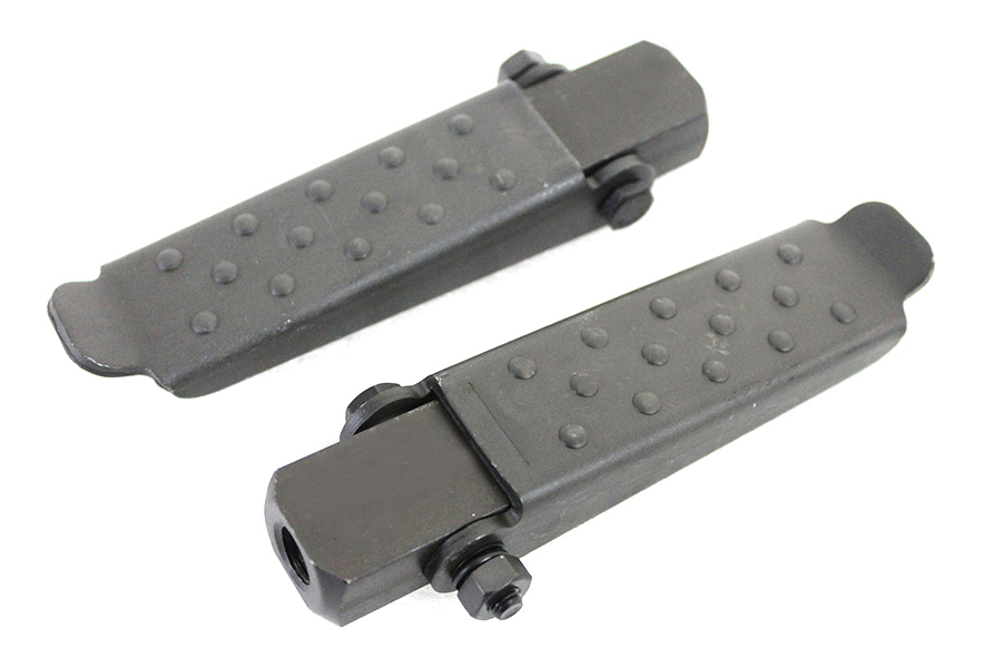 Parkerized Rear Footpeg Set