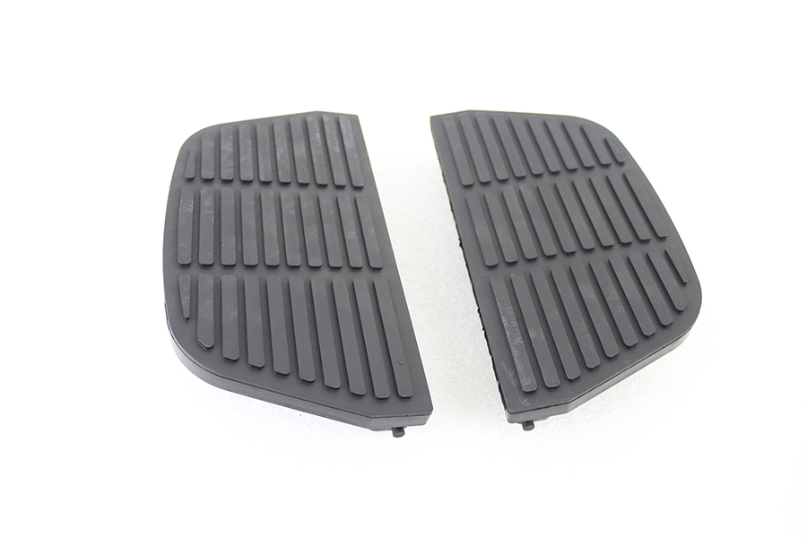 Rear Replacement Block Style Rubber Pad