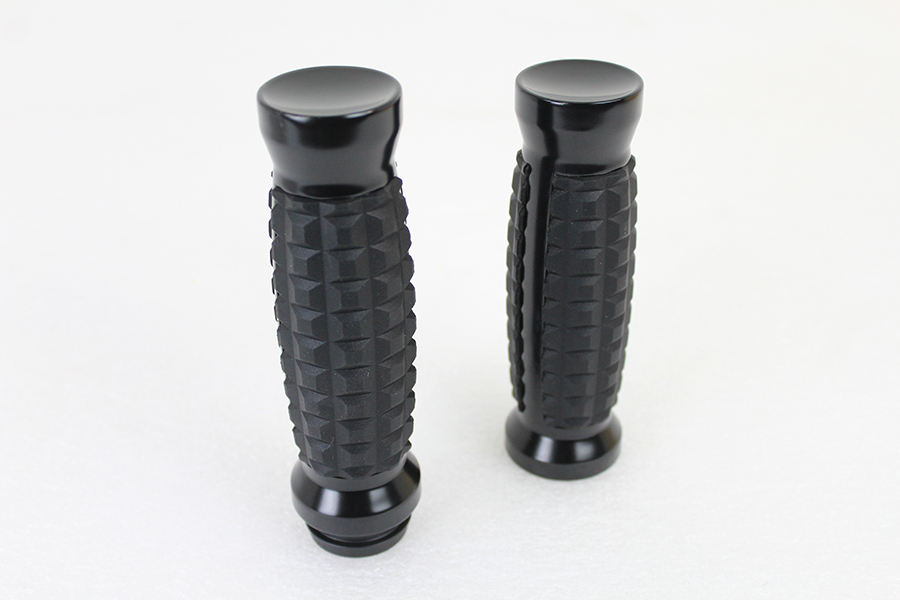 Alligator Style Grip Set Black