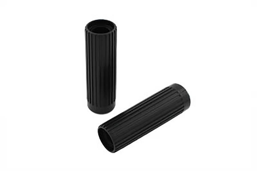 Replica Rib Style Black Grip Set