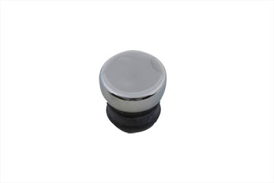 Oil Tank Plug with Chrome Cap