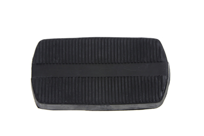 Black Brake Pedal Pad