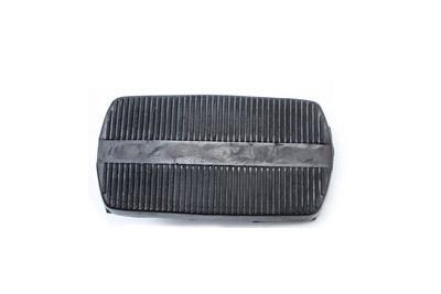 Black Forward Brake Pedal Pad