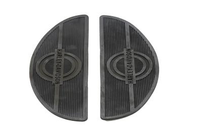 OE Footboard Mat Set with HD Logo