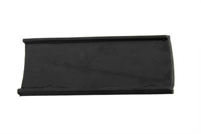 Black Rubber Tank Filler Strip