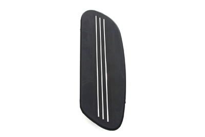 Footboard Rubber Pad Right