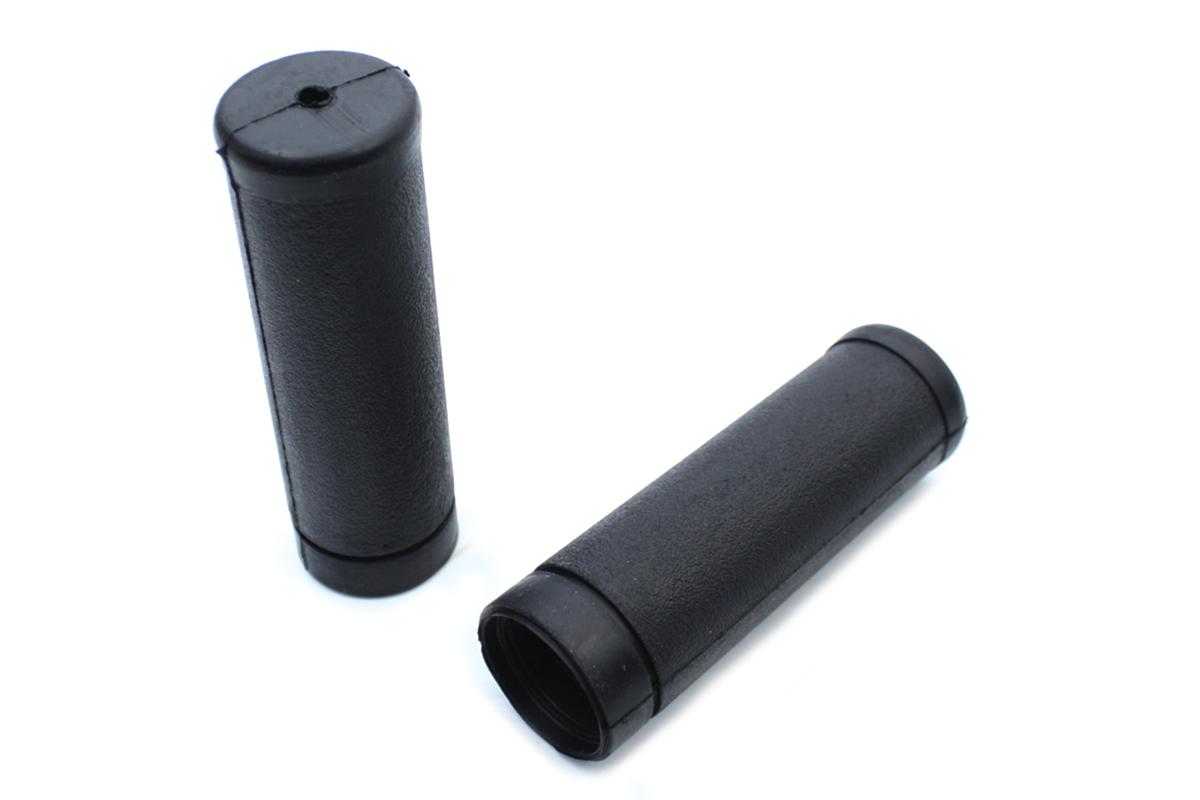 Replica Stock Style Black Grip Set