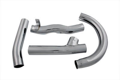 Exhaust System Chrome