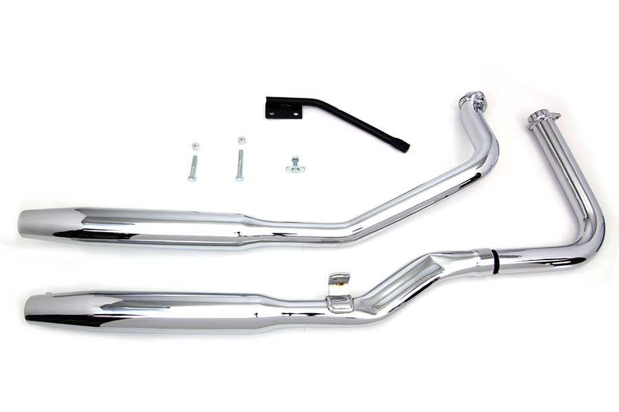 *UPDATE Exhaust Pipe Set Tapered Muffler