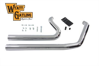 Wyatt Gatling Maxx Shot Exhaust Drag Pipe Set