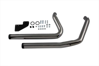 Exhaust Header Set Staggered Style