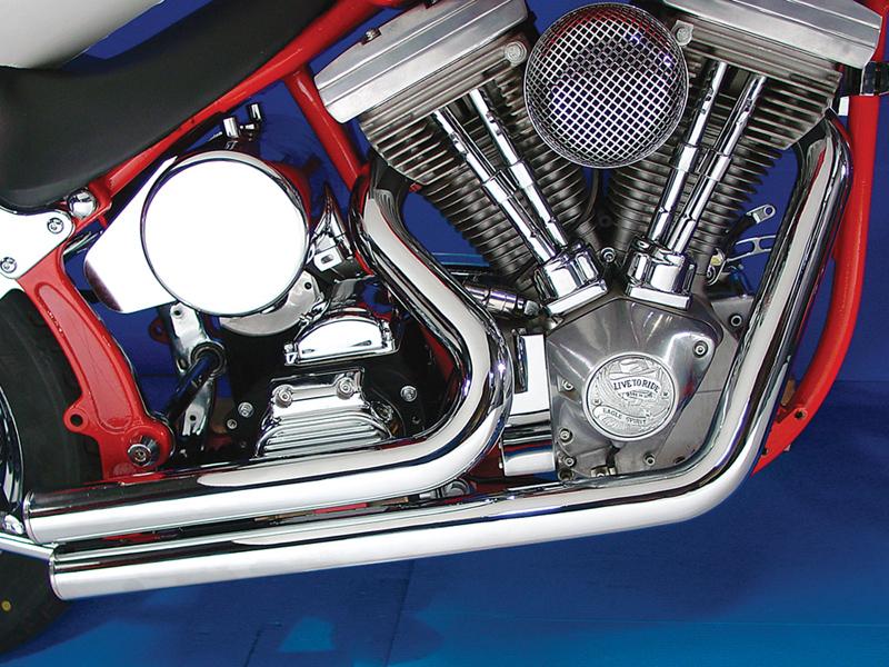 Wyatt Gatling Drag Exhaust Pipe Set Short Stuff Style,for Harley Davidson,by ...