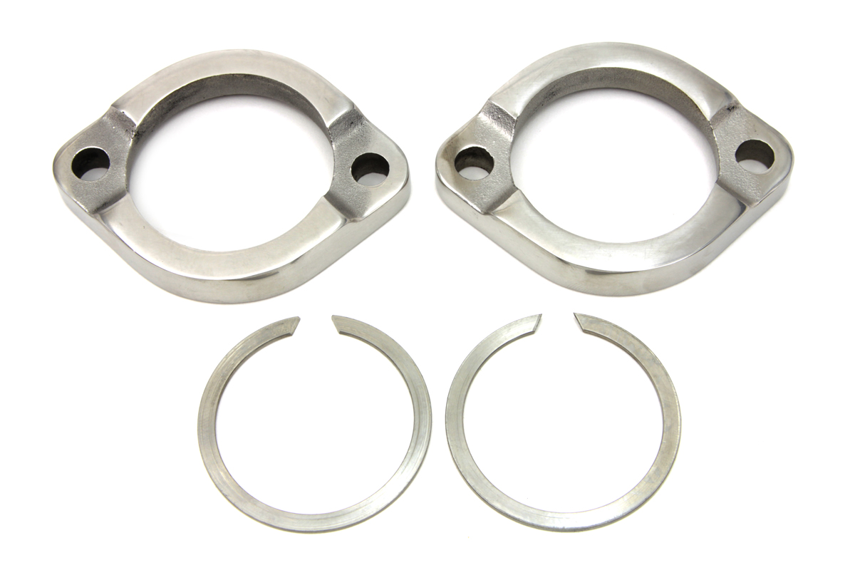 Exhaust Header Flange Clamp Set