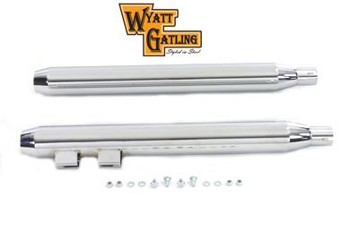 """Wyatt Gatling 28-5/8"""" Bullet Muffler Set"""