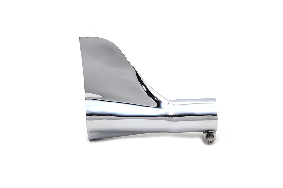 Bronx Muffler Tail Chrome