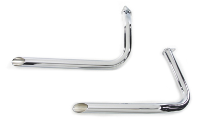Exhaust Drag Pipes Mechanical and Hydraulic