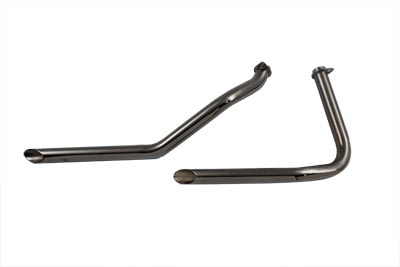Exhaust Drag Pipe Set Over Transmission Style