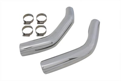 *UPDATE Exhaust Pipe Heat Shield Set