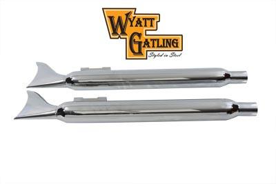 Wyatt Gatling Fishtail Muffler Set