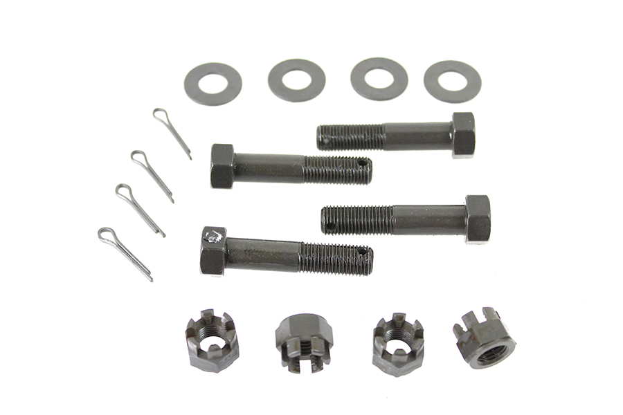 Lower Motor Mount Kit Parkerized