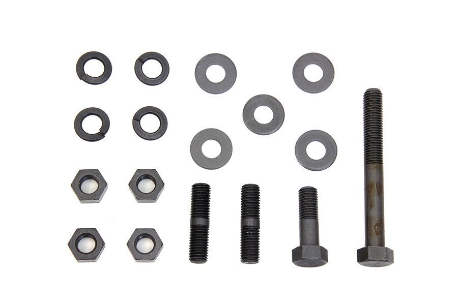 Gas Tank Mounting Kit Parkerized