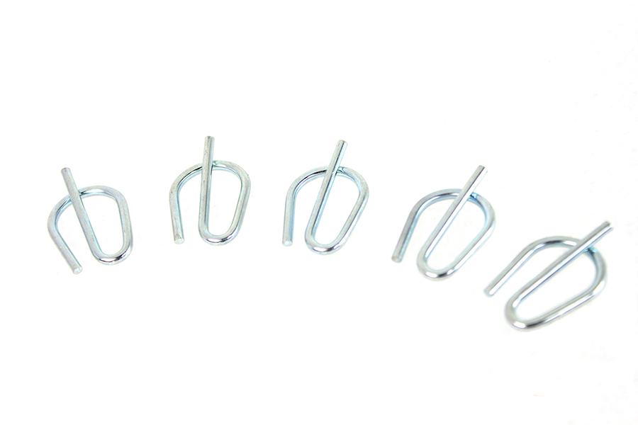 Zinc Plated Rear Axle Spring Clips