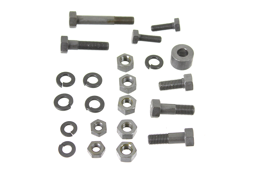 Exhaust System Mounting Bolt Kit Parkerized