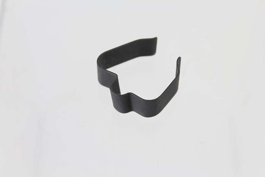 Parkerized Wire Clip