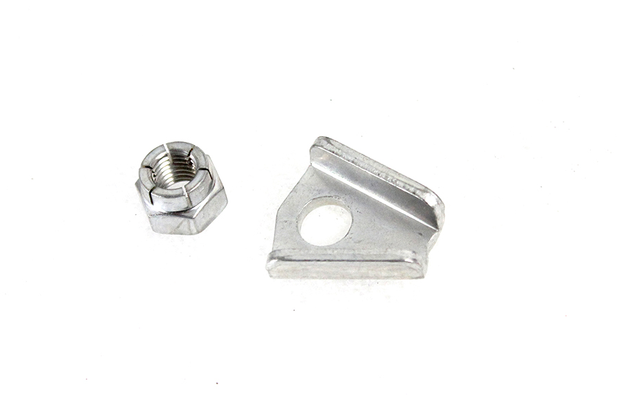 Brake Cable Clevis Clamp and Nut Set