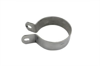 Muffler Body Clamp Stainless Steel