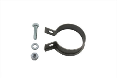Front Muffler Clamp Stainless Steel