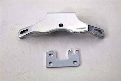 Chrome Heavy Duty Two Piece Engine Mount