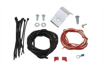 Horn Bracket Kit With Wires