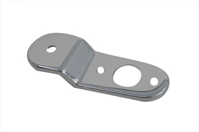 Horn Mount Bracket Chrome
