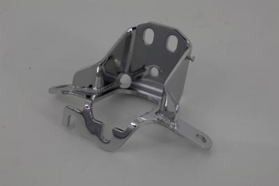 Chrome Top Center Motor Mount
