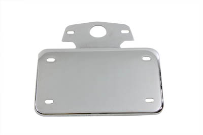 Tail Lamp License Plate Holder Horizontal