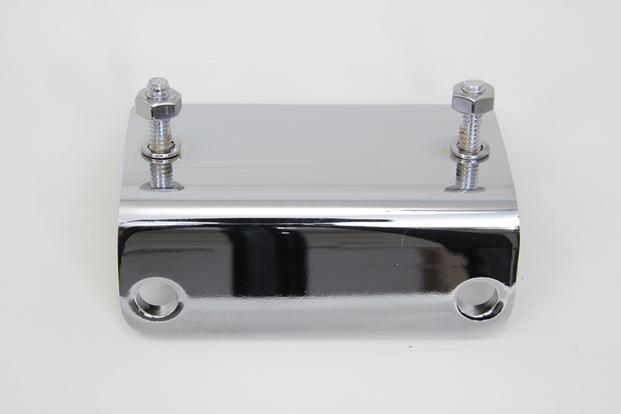Chrome Regulator Mount Bracket