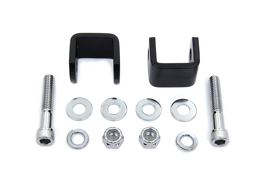 Solo Seat Shock Mount Bracket Set