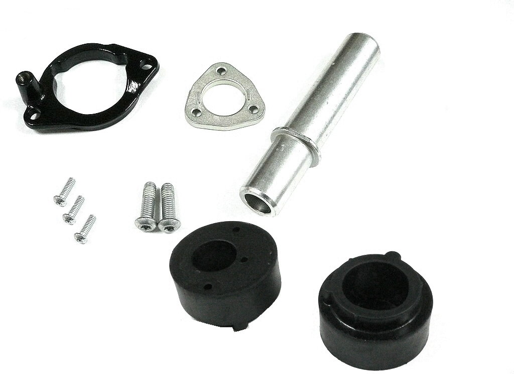 Solo Rear Isolator Mount Kit