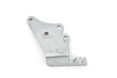 """Exhaust Bracket 2-1/4"""" Zinc"""