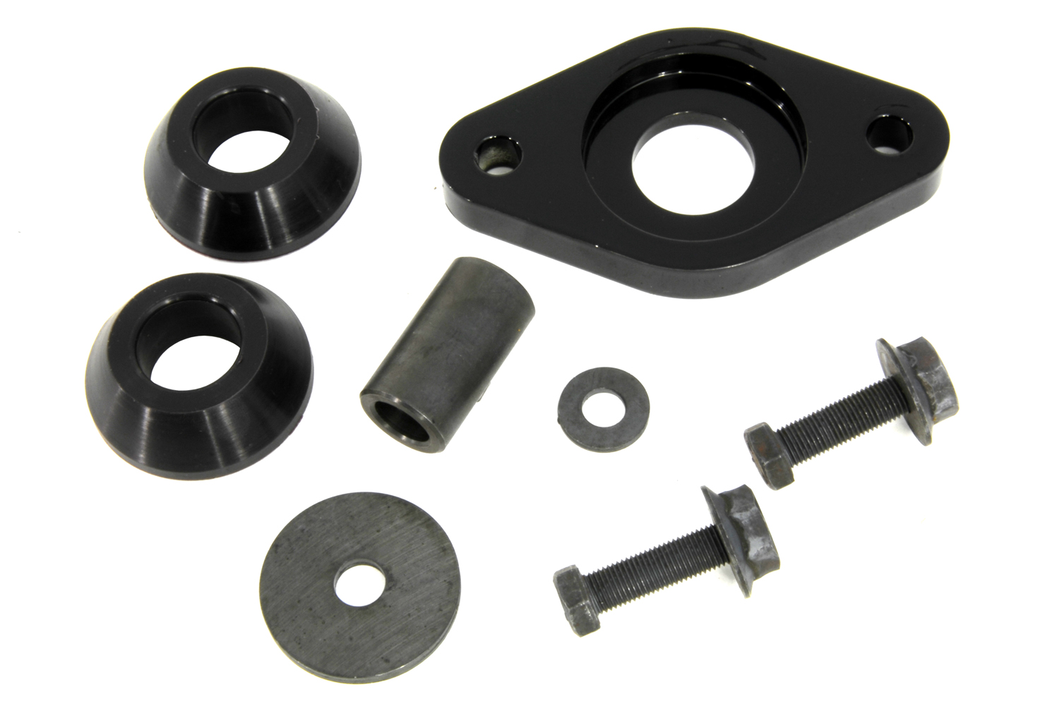 ISO Black Front Engine Mount