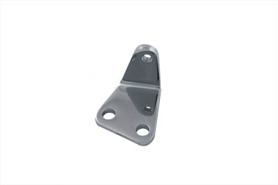 Chrome Rear Belt Guard Bracket