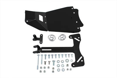 FXD Solo Seat Mount Kit Black