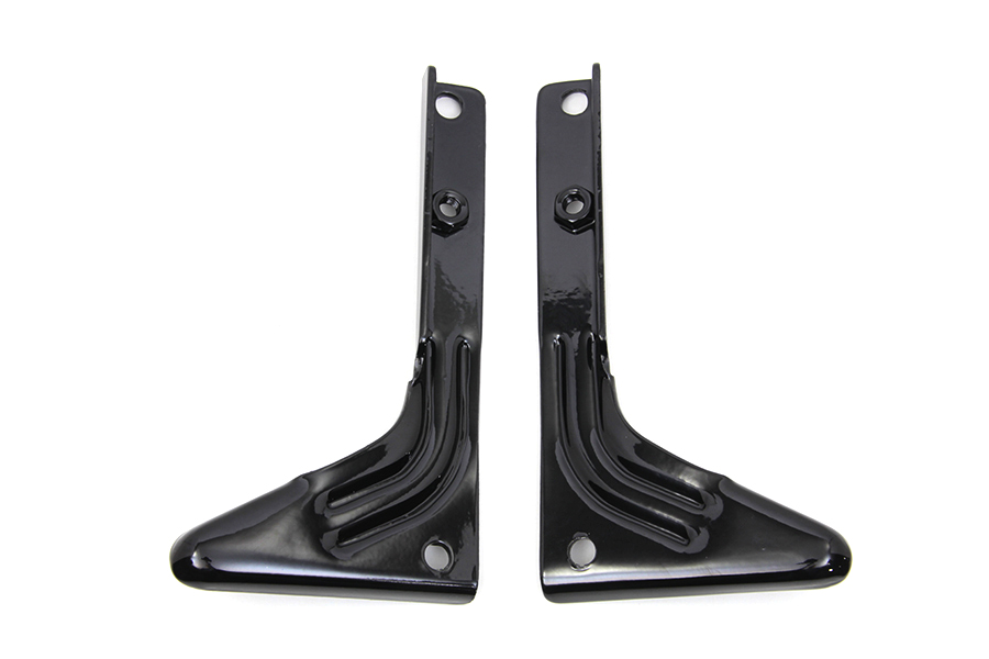 Black Spotlamp Bracket Set
