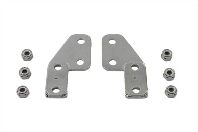 License Plate Frame Bracket Kit Billet