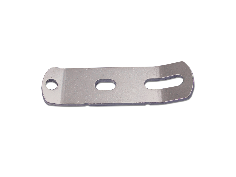 Front Fender Zinc Trim Bumper Bracket