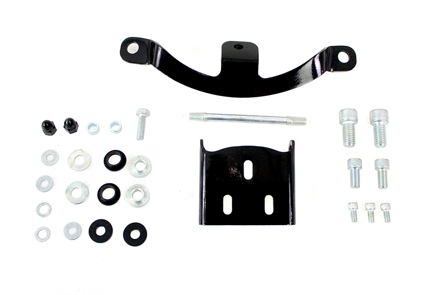 Solo Seat Solid Mount Kit Black