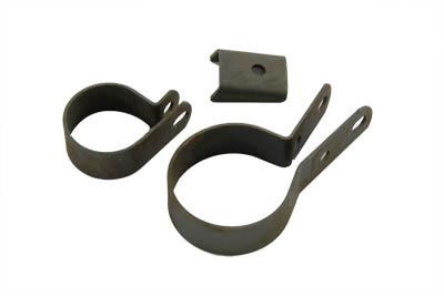 Exhaust Clamp Kit Parkerized
