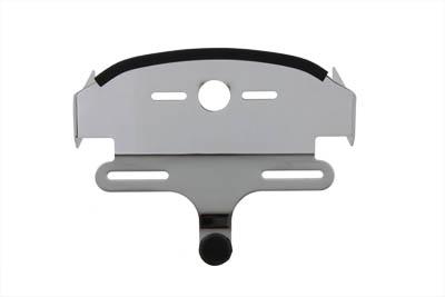 Chrome Deco Tail Lamp Mount Bracket