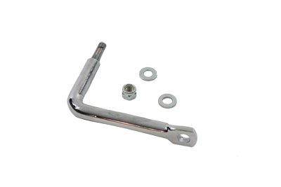 Chrome Oil Filter Canister Bracket